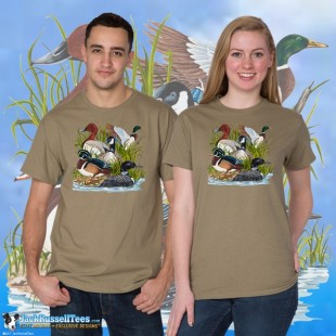 15002 Ducks Canadian Goose T-shirt