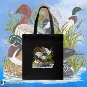 15002 DUCKS CANADIAN GOOSE TOTE