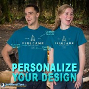 2032PND Firecamp Personalized