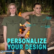 2032BPND Firecamp Personalized