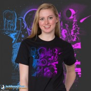 9640 Wizard T-shirt