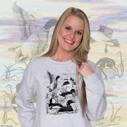 9210 Waterfowl Crewneck Sweat