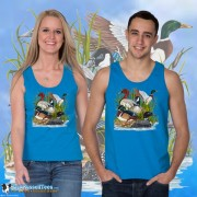 15002 Ducks Canadian Goose Tank Top