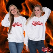 HR069 Hot Rod Honeys Crewneck Sweat