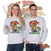 HR011F Hot Rod Fishing Crewneck Sweat